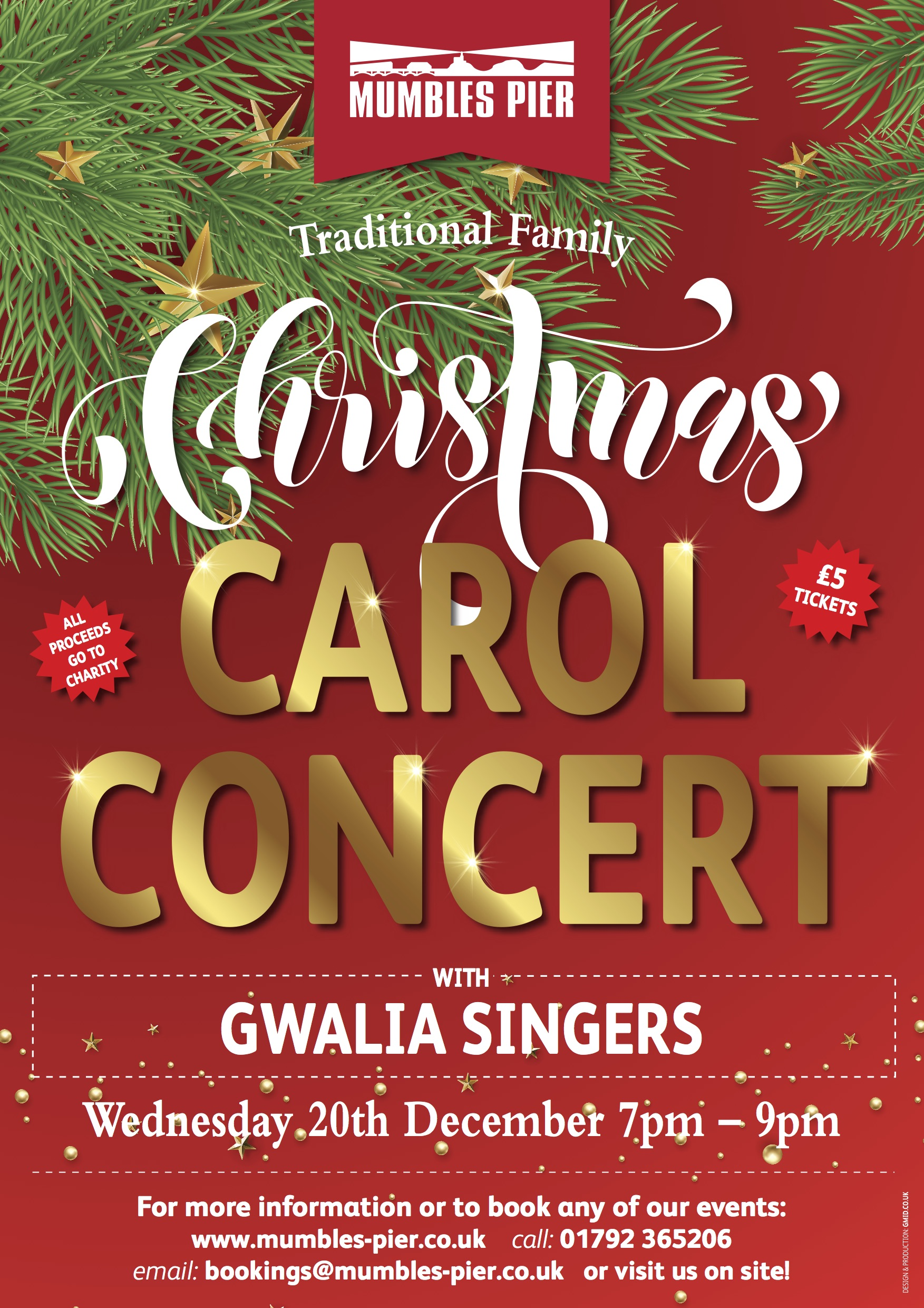 christmas concerts in vancouver 2018